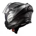 Casco convertible LS2 Helmets FF399 VALIANT JEANS Titanium