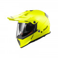 Casco cross/enduro LS2 Helmets MX436 PIONEER SOLID H-V Yellow