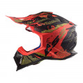 SUPEROFERTA Casco cross/enduro LS2 Helmets MX470 SUBVERTER Emperor Matt Black Red