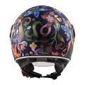 Casco jet LS2 Helmets OF558 SPHERE LUX Bloom Blue Pink