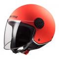 Casco jet LS2 Helmets OF558 SPHERE LUX Solid Matt Fluo Orange