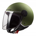Casco jet LS2 Helmets OF558 SPHERE LUX Solid Matt Military