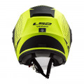 Casco jet LS2 Helmets OF570 VERSO Spin Matt HV Yellow