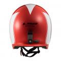 Casco jet LS2 Helmets OF599 SPITFIRE Rim Red White