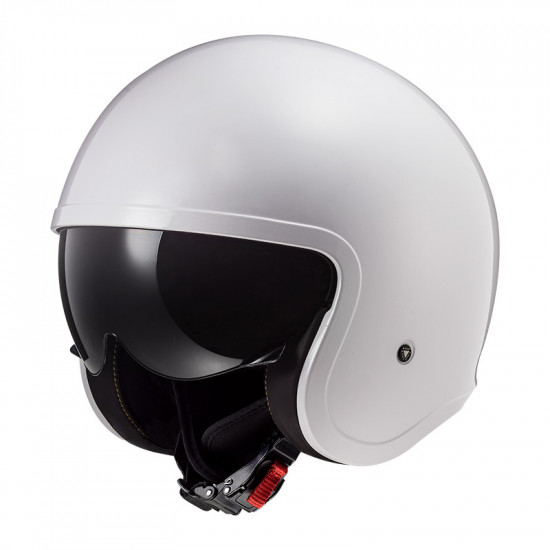 Casco jet LS2 Helmets OF599 SPITFIRE Solid White