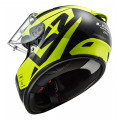 SUPERPFERTA Casco integral LS2 Helmets FF323 ARROW C EVO Sting Black HV Yellow > REGALO: Pantalla ahumada