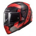 SUPEROFERTA Casco integral LS2 FF390 BREAKER Physics Black Red