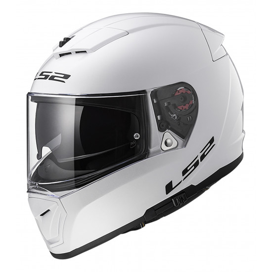 SUPEROFERTA Casco integral LS2 FF390 Breaker Solid White