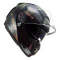 Casco integral LS2 Helmets FF397 VECTOR HPFC EVO Swipe Rainbow