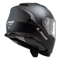Casco integral LS2 FF800 STORM Solid Matt Black