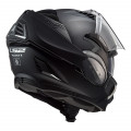 Casco convertible LS2 FF900 Valiant II Matt Black