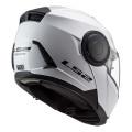 Casco Convertible LS2 ff902 SCOPE Solid White