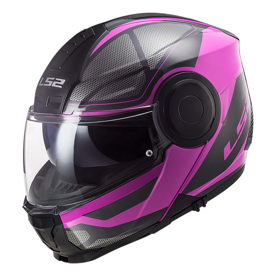 SUPEROFERTA Casco Convertible LS2 ff902 SCOPE Axis Black Pink
