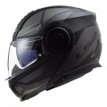 Casco Convertible LS2 ff902 SCOPE Axis Black Titanium