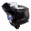 Casco Convertible LS2 ff902 SCOPE Solid Black