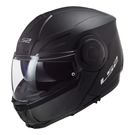 Casco Convertible LS2 ff902 SCOPE Solid Matt Black