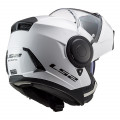 Casco Convertible LS2 ff902 SCOPE Solid White