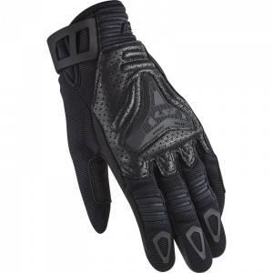 Guantes LS2 All Terrain Lady Black