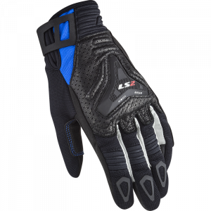 Guantes LS2 All Terrain Lady Black Blue