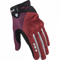 Guantes LS2 Dart 2 Lady Red Grey