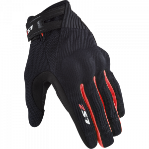 Guantes LS2 Dart 2 Black Red