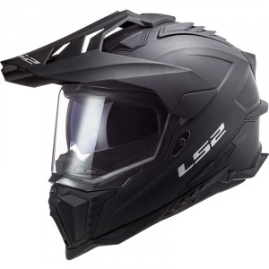 LS2 MX701 EXPLORER HPFC Solid Matt Black