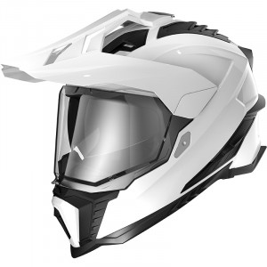 LS2 MX701 EXPLORER HPFC Solid White