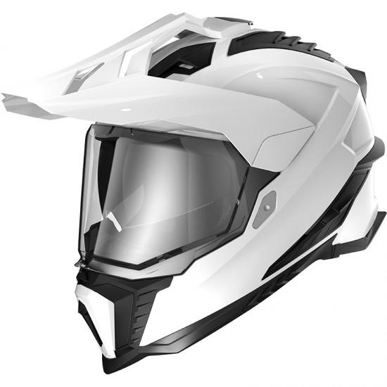 LS2 MX701 EXPLORER HPFC Solid White