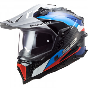 LS2 MX701 EXPLORER C Frontier Black Blue