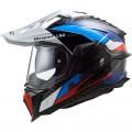 LS2 MX701 EXPLORER C Frontier Black Blue