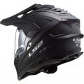 LS2 MX701 EXPLORER HPFC Solid Matt Black
