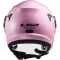 Casco INFANTIL LS2 OF602 FUNNY Solid Pink