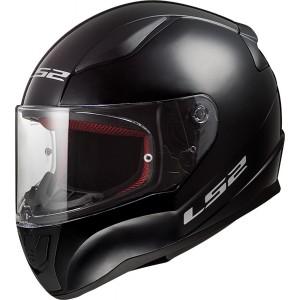 Casco integral LS2 Helmets FF353 RAPID Solid Black