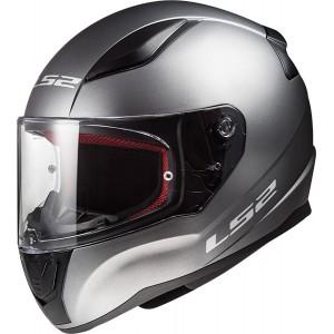 Casco integral LS2 Helmets FF353 RAPID Solid Matt Titanium