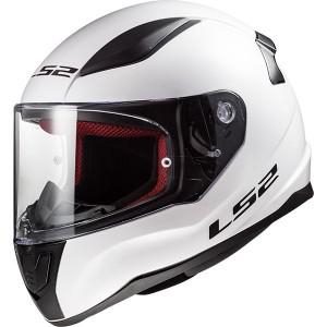 Casco integral LS2 Helmets FF353 RAPID Solid White