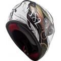 Casco integral LS2 Helmets FF353 RAPID Boho White Black Pink