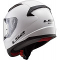 Casco integral LS2 Helmets FF353 RAPID Solid White