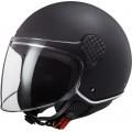 Casco jet LS2 Helmets OF558 SPHERE LUX Matt Black