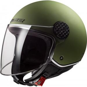 Casco jet LS2 Helmets OF558 SPHERE LUX Solid Matt Military