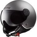 Casco jet LS2 Helmets OF558 SPHERE LUX Solid Matt Titanium