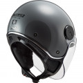 Casco jet LS2 Helmets OF558 SPHERE LUX Solid Nardo Grey