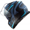 Casco integral LS2 FF800 STORM Racer Matt Blue