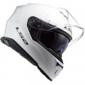Casco integral LS2 FF800 STORM Solid White