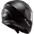 Casco integral LS2 Helmets FF320 STREAM EVO SOLID Black