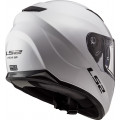 Casco integral LS2 Helmets FF320 STREAM EVO SOLID White