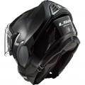 Casco convertible LS2 FF900 Valiant II Black