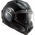 Casco convertible LS2 FF900 Valiant II Black
