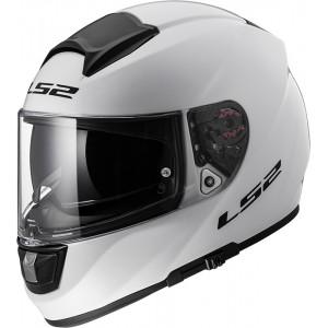 Casco integral LS2 Helmets FF397 VECTOR HPFC EVO Solid White